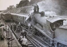 1958 Maze Hill Train Crash | The Greenwich Phantom