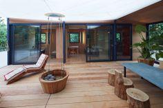 Louis Vuitton presenta la «Maison au bord de l'eau» di Charlotte Perriand - Design news - GraziaCasa.it