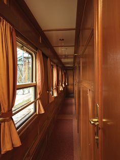 Luxury Train - Danube Express, Central Europe by Train Chartering & Private Rail Cars, via Flickr