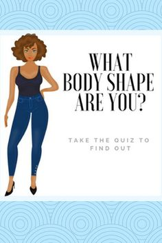 Struggling to find the perfect pair of jeans?You might be surprised its nothing to do with size and all about SHAPE.Take our quiz to find out! quizzes, which jeans body types, which jeans suits me, which type of jeans, which style fits me quiz, which style suits me ,tips for buying jeans Body Type Quiz, Body Types, Black Jeans Outfit Night, How To Get Curves, Types Of Jeans, How To Find Out, Breast, Hourglass, Quizzes