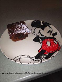 Disney Recipe: Disney's Boardwalk's Bakery Brownie Recipe & review w/pics!