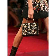 Dolce&Gabbana box bags and clutches - Swide via Polyvore