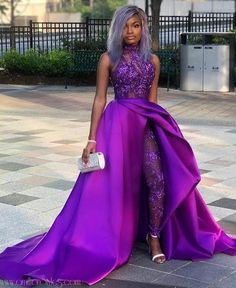 2020 Vestidos Prom Dresses With Detachable Train High Neck Lace Appliqued Bead Evening Gowns Luxury African Party Dresses African Prom Dresses, Prom Girl Dresses, Prom Outfits, African Dress, African Lace, Prom Gowns, African Women, Bridal Dresses, Summer Dresses