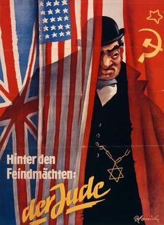 Nazi poster