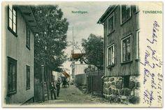 Tønsberg Nordbyen postet 1905