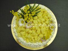 Torta Mimosa   http://www.latavolozzadeisapori.it/ricette/torte/torta-mimosa