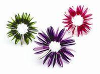 Shard Flower Brooches Alena Asenbryl