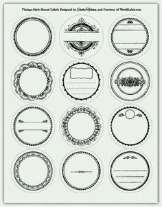 boGár krea - ötletelő: 10+1 letölthető befőző címke