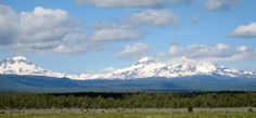 Bend Oregon, I lived here for 7 wonderful years