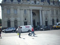 Post office Museon in Chile