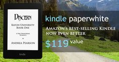 Enter To Win a #KindlePaperwhite!