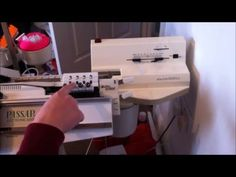 Passap Electra 3000A Motor - A Basic Guide - YouTube