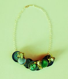 Ingrid Bergman necklace