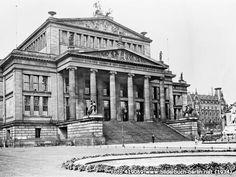 Schauspielhaus am Gendarmenmarkt, Gendarmenmarkt, 10117 Berlin - Mitte (1934)