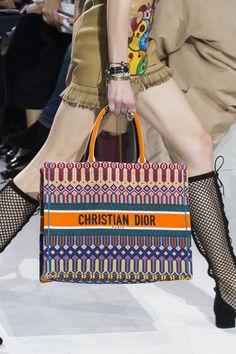 Sac printemps-été 2018: le panier revisité Dior