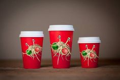 Proposed for Starbucks:  FSM holiday cups