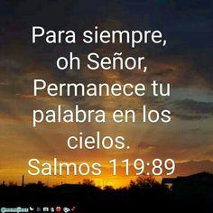 Salmos 119:89