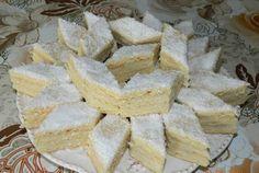 Hungarian Cake, Hungarian Recipes, Sweet Recipes, Cake Recipes, Dessert Recipes, Romanian Food, Cake Cookies, I Foods, Sweet Tooth