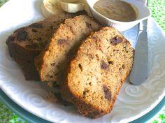 Quinoa Chocolate Chunk Banana Bread
