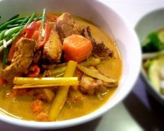 Almost every country in Asia has it's own version of chicken curry (or curries) and Vietnam is no exception. Vietnamese curry is rela...