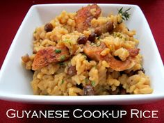The Inner Gourmet: Guyanese Style Cook-up Rice