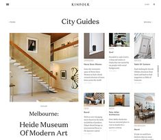 Kinfolk have introduced some exciting new changes including updates to their already beautiful magazine, a new website and gallery space. Norse Store, Kinfolk, Space Gallery, Ui Ux Design, News, Branding, Website, Digital, Corporate Identity