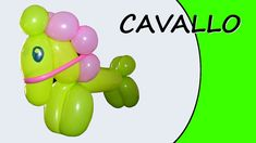 Video tutorial su come realizzare un cavallo con i palloncini modellabili.