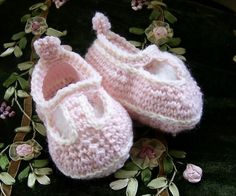 8035d0c079bf6 59 Best Baby Shoe Crochet Patterns images in 2012 | Crochet baby ...