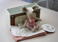 mouse in a house...would go great with our Nutmouse book we are reading