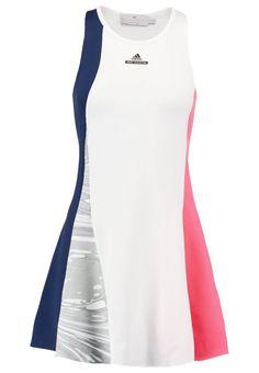 #adidas #Performance 2IN1 #Sportkleid #collegiate #navy/white/flash #red für #Damen -