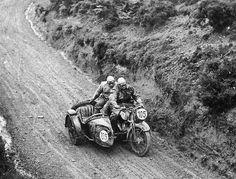 1938 International Six Days Trial Wales.