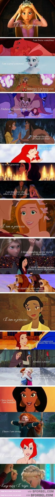 I Am A Princess!