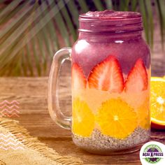 The perfect combination of açai, strawberry and chia! #acai #acailovers #acaiabudhabi #acaiuae #healthyfood