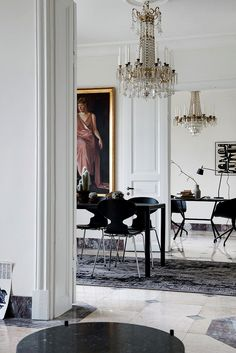 We love the Fritz Hansen Ant Chair! Shop today at http://www.nest.co.uk/product/fritz-hansen-ant-chair-with-4-legs