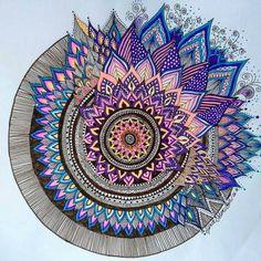 Mandala Life ART by Rafi Baba