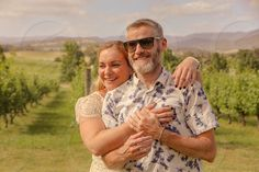 Photo by - Imaginarium Photography  , This photo is about couple, love, happy, summer, vineyard, outdoor, outdoor activity, sunny, sunny day, light, beard, green, man, woman, hair, gathering, farm, season, facial hair, person, outside, adult, pair, cheery, male, workplace     Snapwire connects mobile photographers with businesses and brands that need creative imagery.  Authentic, Royalty-Free stock photos created just for you.