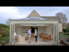 Glass can help transform spaces, by creating a light filled environment. This video highlights the benefits of modern glass and technology that are used in p. Modern Glass, Conservatories, Outdoor Structures, Celebrities, Outdoor Decor, Anniversary, Cleaning, Youtube, Celebs