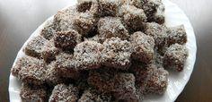 Kuchnia bez glutenu: Ciasteczka z wiórkami kokosowymi (bezglutenowe)