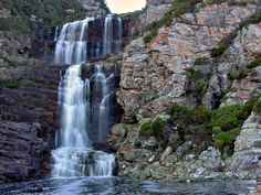 Tsitsikamma Falls, Tsitsikamma National Park, South Africa