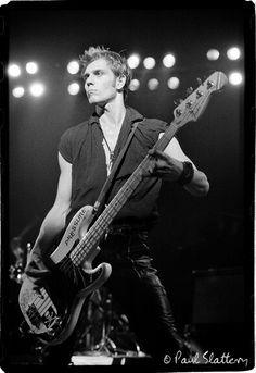 Paul -The Clash