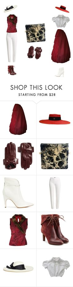 """Let's find out together #2"" by amory-eyre ❤ liked on Polyvore featuring Gucci, Maison Fabre, Derek Lam, Basler, Kenzo, Chloé and Sensi Studio"