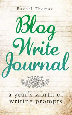 Great writing prompts for anyone who likes to blog, write, or journal. Available on Amazon Prime for free.