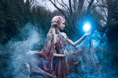 Moira mit Lillis Seele