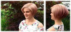 Ein wunderschönes Pastell-Rose färbte unsere Stylistin Natascha aus der Filiale Eichendorffsstraße. #FriseurMitGarten #AuszeitimGarten #NoFilter #TeamEichendoffstraße #SanktPölten #StPölten #Pastel #Rose #Rosa #Blond #Kurzhaar #Frisur #TeamStippinger #FriseurStippinger Rose Rosa, Hairdresser, Pastel, Short Hair Up, Nice Asses