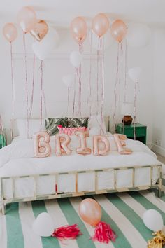 Bride to be deserves the best! Give her the hen party of her dream with the ultimate hen set up. inspiration from 100 Layer Cake Best Picture For bachelorette party funny For Your Taste You are lookin Hen Party Decorations, Bachelorette Party Decorations, Bridal Shower Decorations, Bachelorette Parties, Unique Bachelorette Party Ideas, Hens Party Themes, Disney Bachelorette, Bachelorette Party Invitations, Bachelorette Weekend
