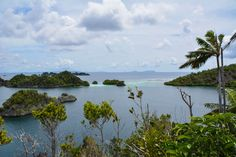 Pianemo, Raja Ampat - one of 4 things to see before you die #Indonesia
