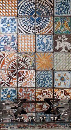 #piastrelle #rivestimenti #ambienti #architettura #design #sicilia #tradizioni #lenid  http://www.lenid.it/