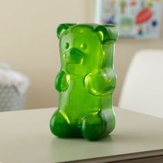 Gummy Bear nightlight. that is neat