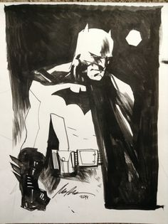 Batman by Rafael Albuquerque
