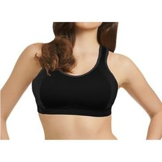 f8fd14d190 Danskin High-Impact Full Figure Sport Bra (38C to 44D) Full Figured